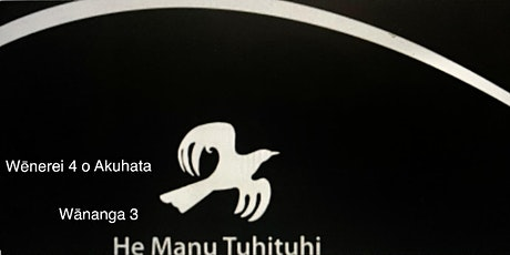 He Manu Tuhituhi tickets
