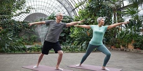 Fortbildung: Yoga50plus Lebenslust und Spannkraft im Alter Tickets