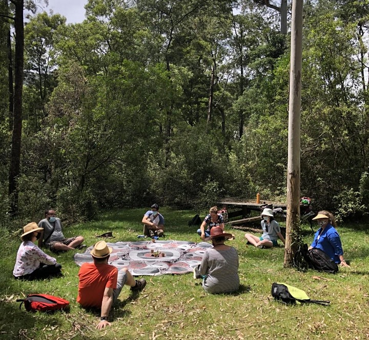 Forest Therapy Yarra Valley -  Monthly Restoring Sensory Walk image