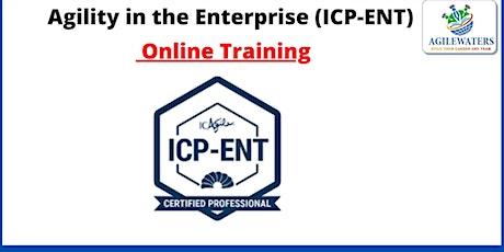 ICP - ENT Agility In The Enterprise Coaching biljetter
