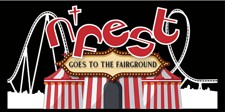 N'Fest Goes To The Fairground On-line 23rd-29th August 2021 tickets