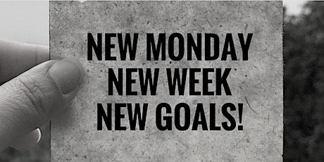 Monday Morning [Job Search] Motivation tickets