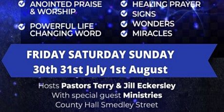 POWER WEEKEND- FREE TO WORSHIP tickets