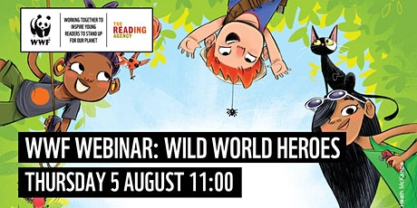 Wild World Heroes with WWF tickets