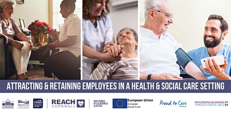 Attracting & Retaining Employees in a Health & Social Care Setting tickets