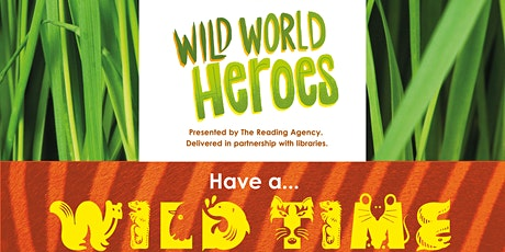 Have a Wild Time @ The Oxfordshire Museum (TOM ART - All Ages - Drop in) tickets