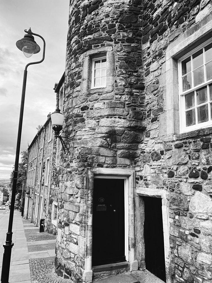 Stirling Old Town Interactive Ghost Walk Stirling with Haunting Nights image