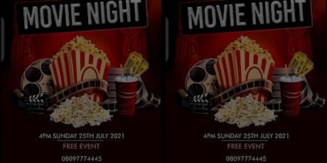 EdifyCity Movie Night billets