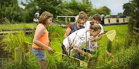 Let's go on a bug hunt at Stoke Bruerne! tickets