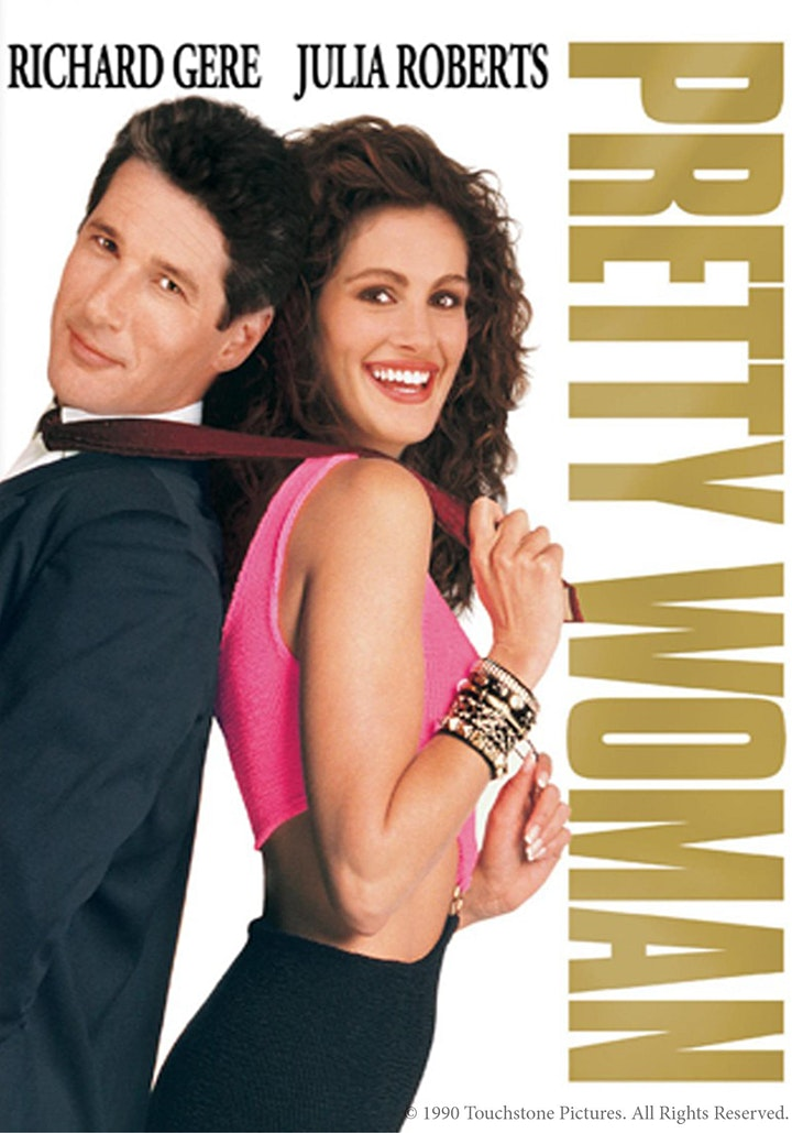 Pretty Woman Open Air Cinema at Cotswold Water Park image