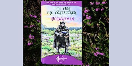 Heath Week: Heathland Tales with Storyteller Bluebird tickets