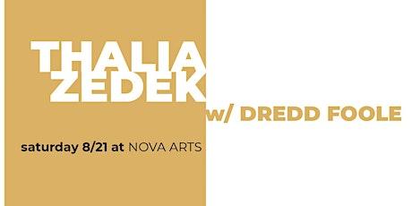 Thalia Zedek Band w/ Dredd Foole tickets