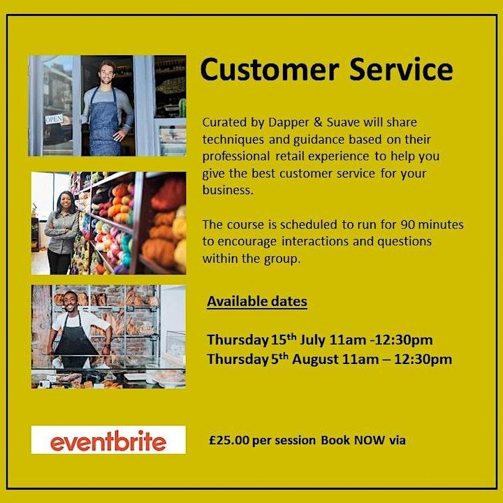 Customer Service Training Workshop image