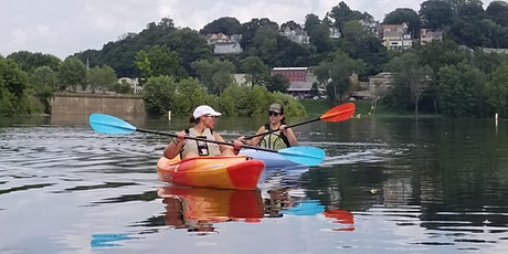 Downtown Easton Sunset Paddle tickets