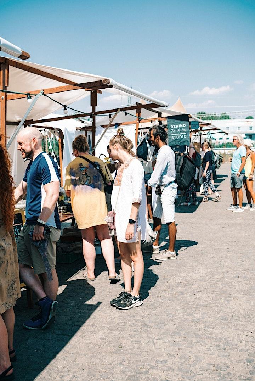 "Weekend 1: The Green Market  Berlin ""Autumn Edition 2021"": Bild"