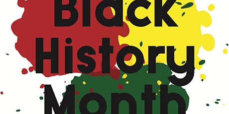 BLACK HISTORY MONTH TALKS - The Empire Cares tickets