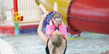 Summer of Play - Family Pod Swimming tickets