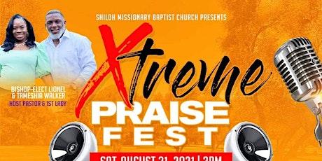 Extreme Praise Fest 2021 tickets