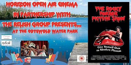 The Rocky Horror Show Open Air Cinema at Cotswold Water Park tickets
