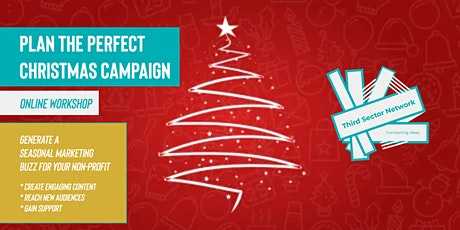 Plan The Perfect Charity Campaign This Christmas tickets