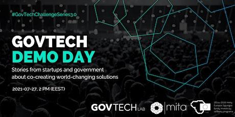 GovTech Demo Day tickets