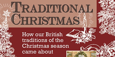 ONLINE TALK Traditional Christmas tickets