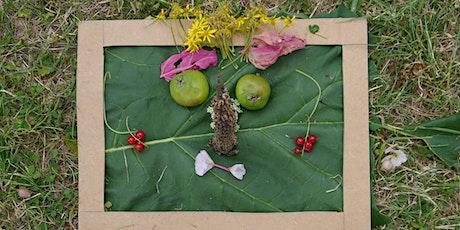 Atelier pour les petits : la nature par les sens billets