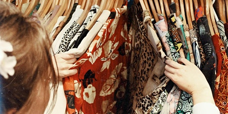 Clothes Swap - Take - Donate - Slow Fashion Fundraising tickets