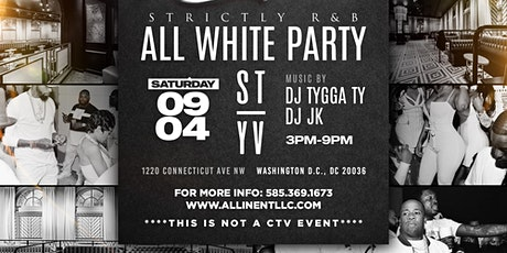 The Family Reunion (Saturday Event All White Day Party) Tickets
