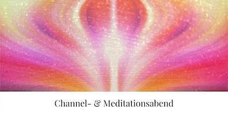 Channel- & Meditationsabend Tickets