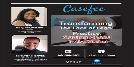 Transforming the Face of Legal Practice: Getting Ahead in the Market tickets