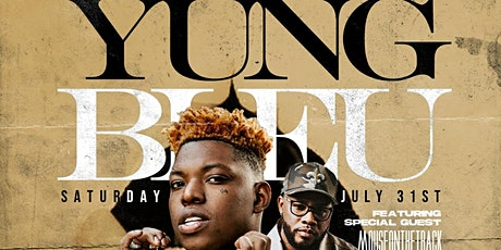 YUNG BLEU LIVE IN THE CAPITAL CITY with Mouse on da Track tickets
