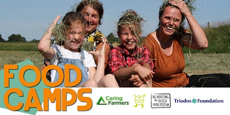 FOODCAMP Caring Farmers - Zonnegoed ENS tickets