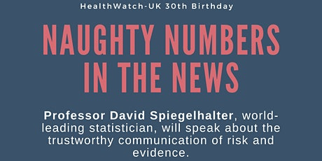 Naughty Numbers in the News tickets