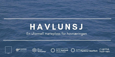 HAVlunsj: AquaCloud and big data in the seafood industry tickets