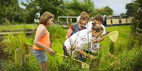 Let's go on a bug hunt at Trent Lock! tickets