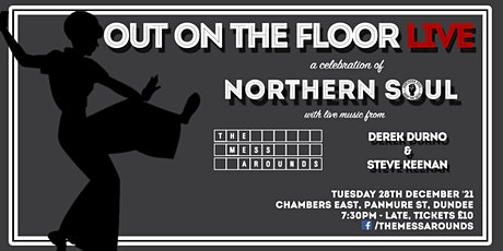 Out On The Floor LIVE with The Mess Arounds tickets