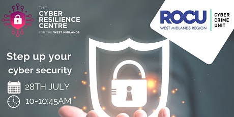 Step up your cyber security tickets