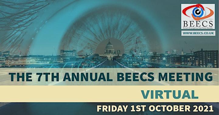 BEECS Annual Meeting 2021 image