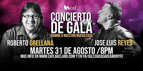 Concierto Gala Rumbo a la Casa Nueva Virtual entradas
