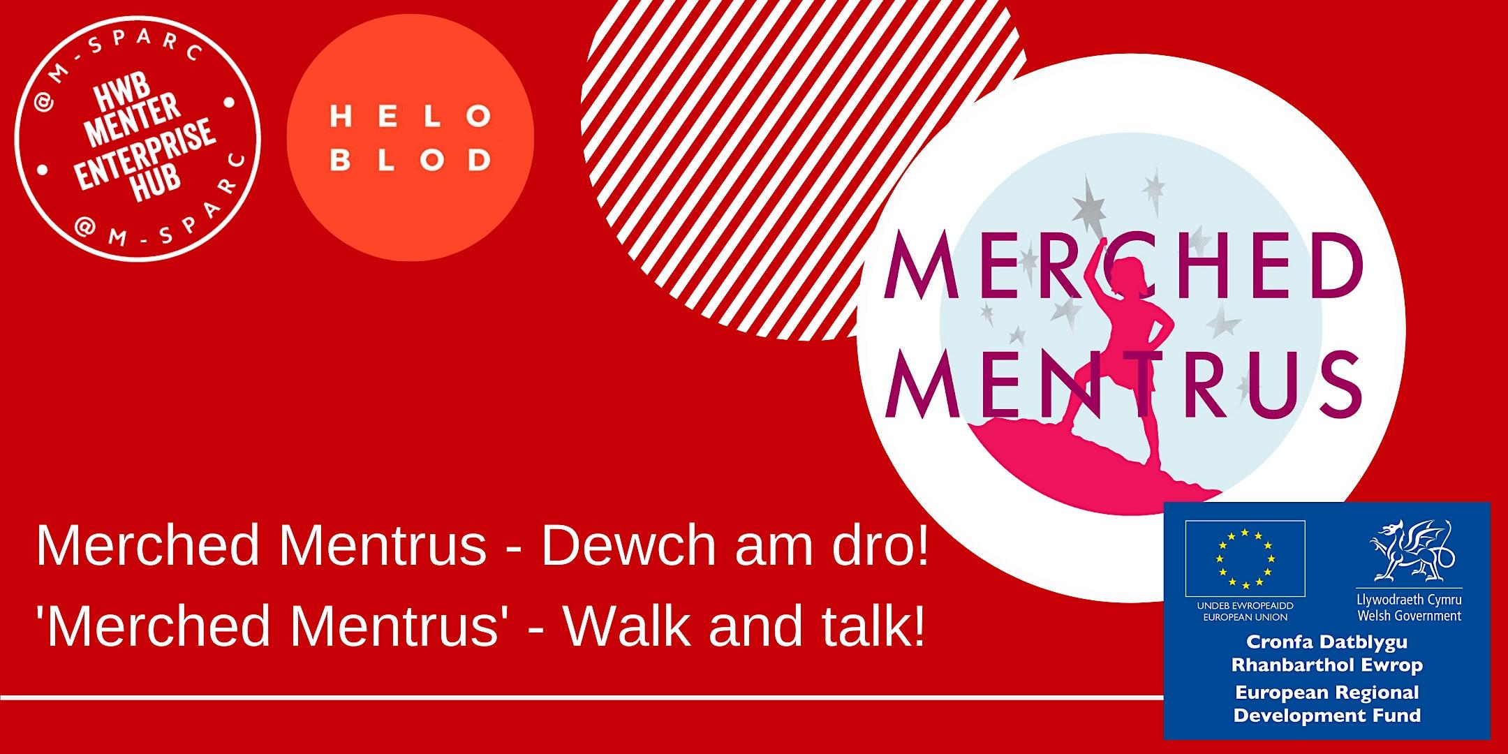 IN PERSON - Merched Mentrus Mon a Gwynedd - Dewch am dro!