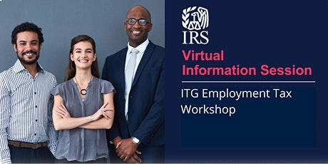 ITG Employment Tax Workshops - Session 3 tickets