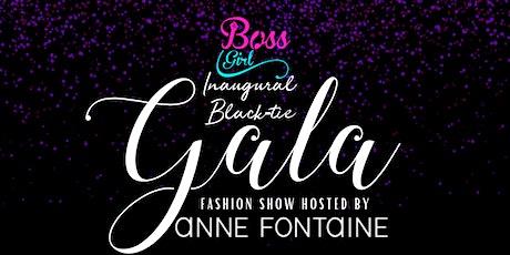 Boss Girl Inaugural Black-Tie Gala tickets