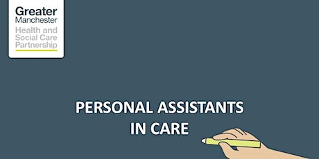 Personal Assistant in Care Jobs Fayre – Greater Manchester tickets