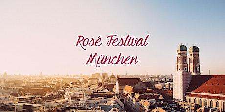 München Rosé Weinfest 2021 Tickets