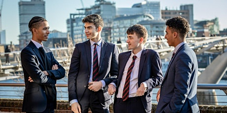 City of London School - Open Event for Sixth Form 2022 tickets