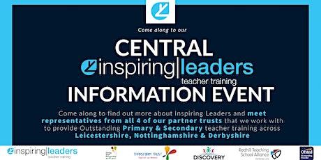 Central ILTT Information Event tickets