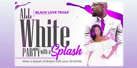 All White Party with a Splash tickets