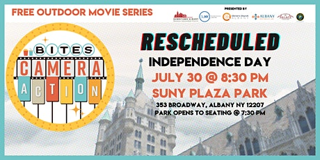 Bites Camera Action: Independence Day tickets