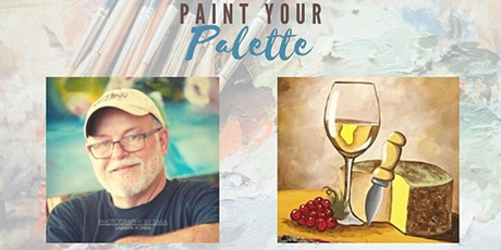 Paint Your Palette with Guest Artist Jeff Hunter tickets